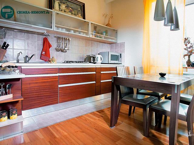 Ремонт кухни фото Симферополь